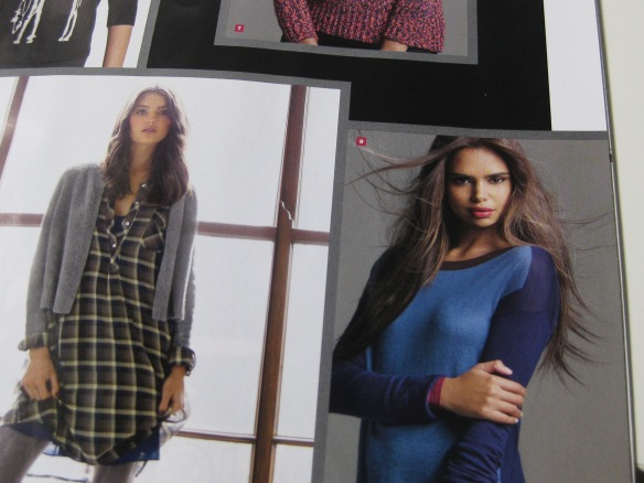 Ethnic faces are starting to make an appearance in fashion catalogues today. Photo: Mabel Kwong