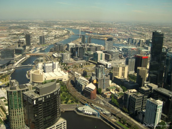 On top of Melbourne, 88 floors up at the Eureka Tower | Weekly Photo Challenge: On Top.