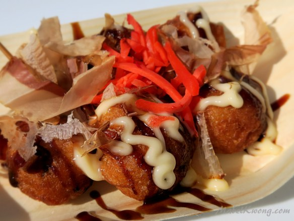 Takoyaki. Some foods we will never forget eating | Weekly Photo Challenge: Gone, Not Forgotten.