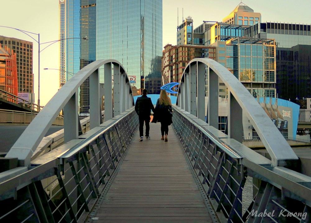 Love, peace and dreams often triumph in the city.