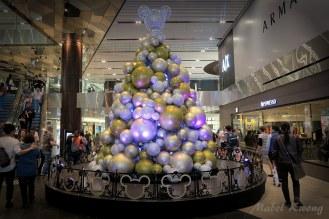Disney Christmas Tree, Emporium, Melbourne (2)