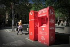 Christmas, Santa Claus Post Box, Melbourne, Australia