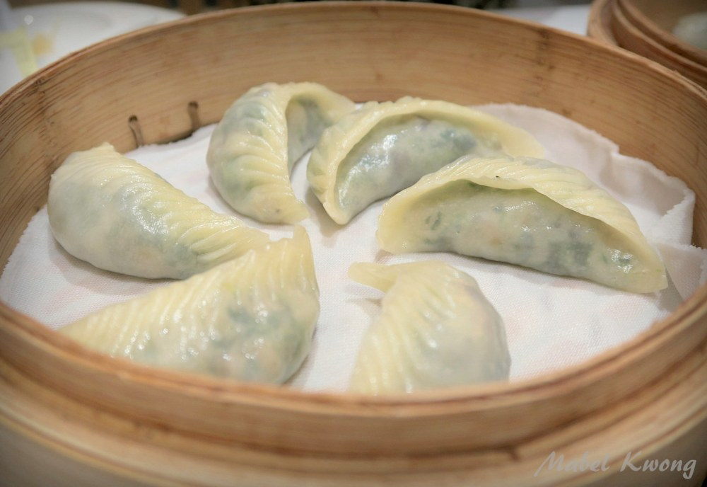 Dumplings make the world go round.
