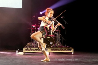 Lindsey Stirling, The Plenery, Melbourne, Australia 2017 (9)