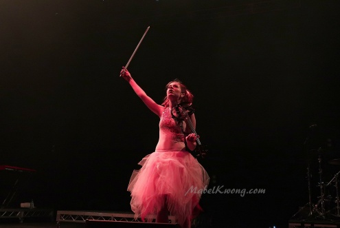 Lindsey Stirling, The Plenery, Melbourne, Australia 2017 (14)