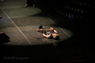 Green Day, Rod Laver Arena, Melbourne Australia 2017 (8)