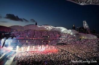 Taylor Swift, AAMI Park, Melbourne Australia 2015 (2)