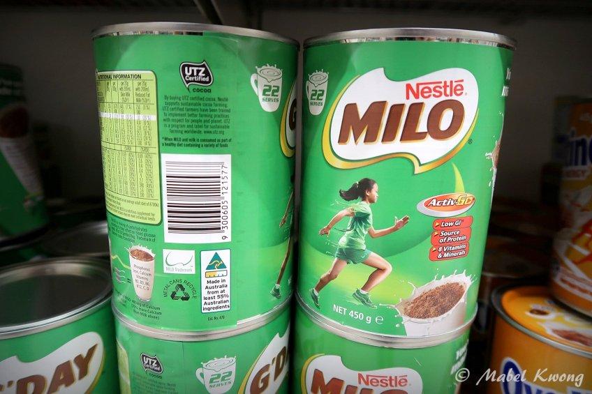 Milo.