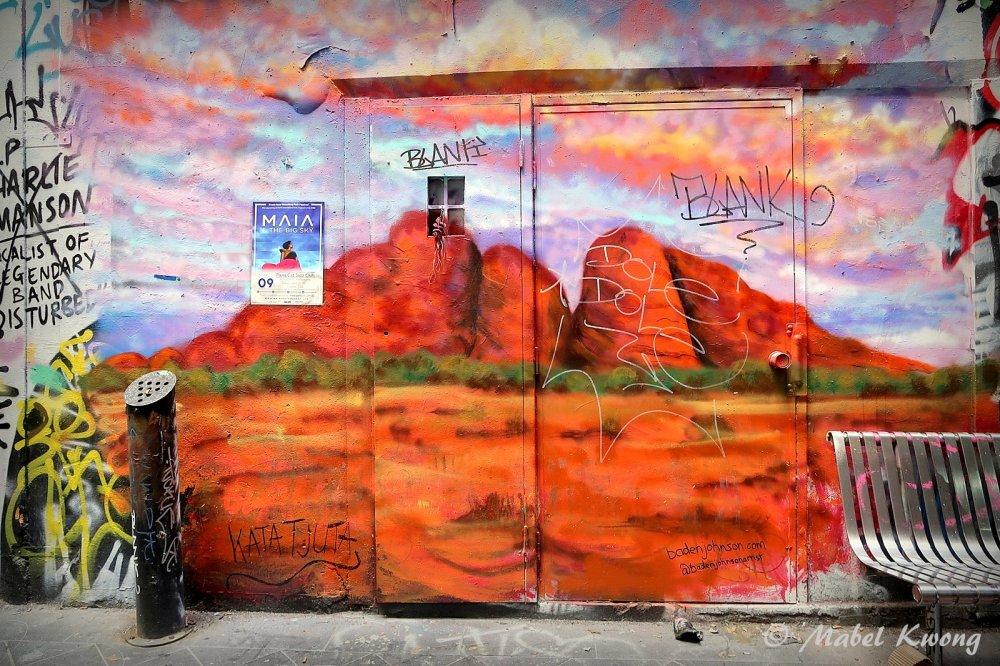 Uluru art.
