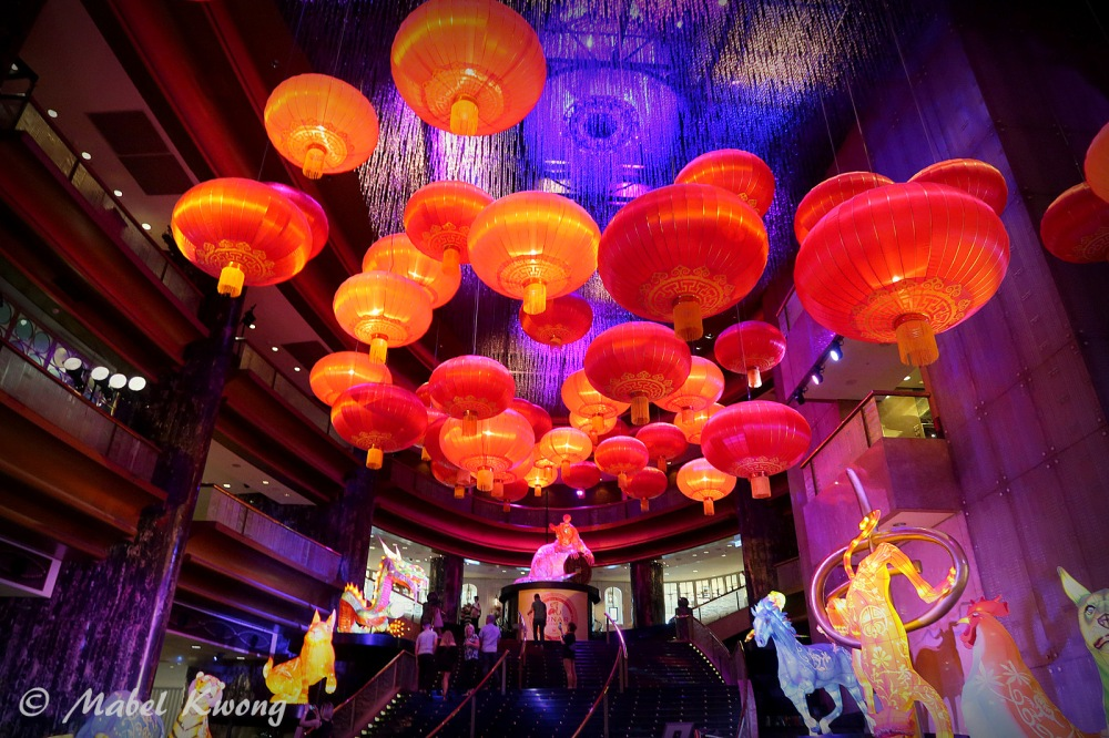 Lunar New Year, Red Lantern, Crown Casino (1)